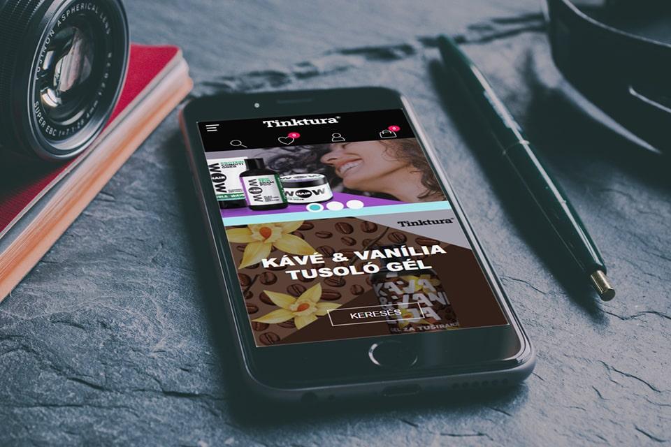Riot Vision Tinktura mobile
